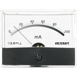 Analog panelmätare VOLTCRAFT AM-86X65/100MA