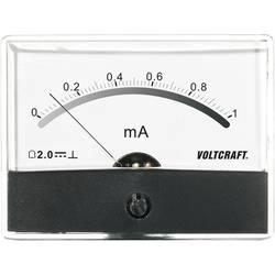 Analog panelmätare VOLTCRAFT AM-86X65/1MA
