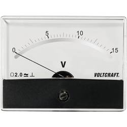 Analog panelmätare VOLTCRAFT AM-86X65/15V/DC