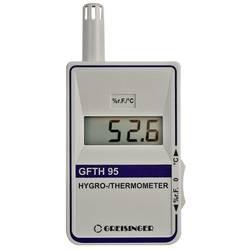 Merilnik vlažnosti zraka (higrometer) Greisinger GFTH 95 10 % rF 95 % rF kalibracija narejena po: delovnih standardih