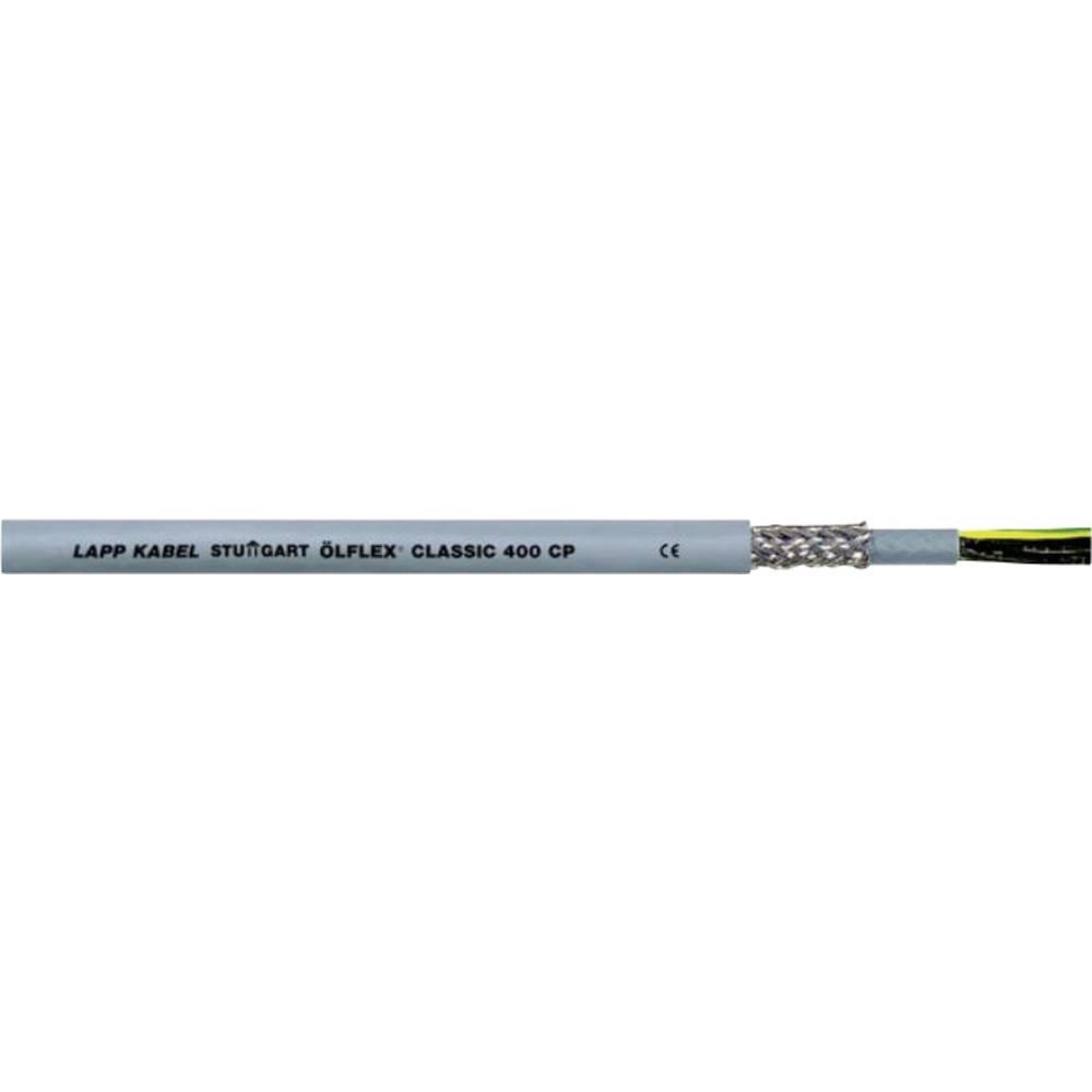 Krmilni kabel ÖLFLEX® CLASSIC 400 CP 5 G 1 mm sive barve LappKabel 1313205 50 m