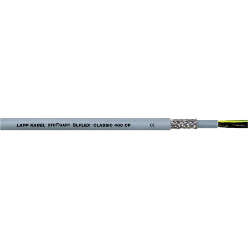 Krmilni kabel ÖLFLEX® CLASSIC 400 CP 3 x 1.5 mm sive barve LappKabel 1313953 100 m
