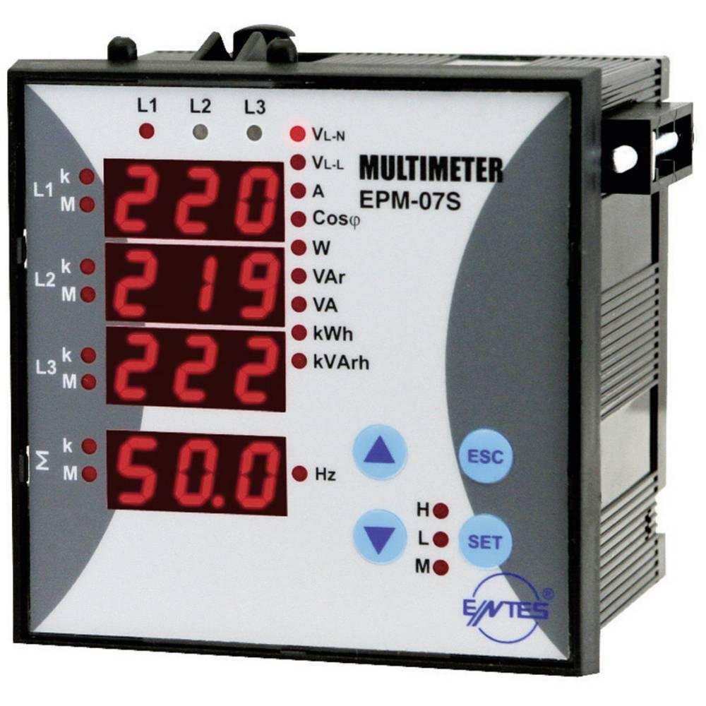 ENTES EPM-07S-96 analizator omrežja EPM-07S-96