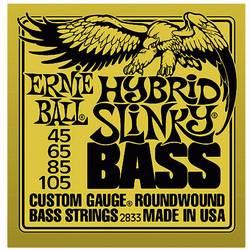 E-Bass-strune Ernie Ball EB2833 Slinky Bass 045-105