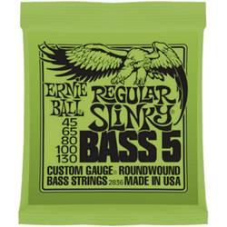 E-Bass-strune Ernie Ball EB2836 Slinky Bass 045-130