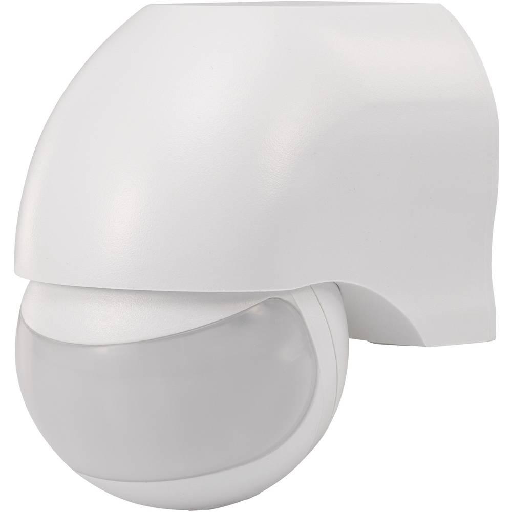 Nadžbukni PIR senzor pokreta Renkforce 1034069 180 ° relej, bijeli IP44