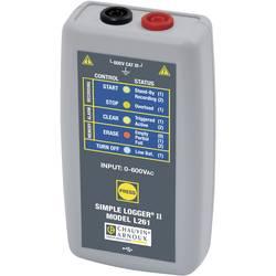 Kal.-DAkkS Infrardeči termometer Extech IR400, optika: 8:1, temperaturni razpon: -20 do + 332 °C