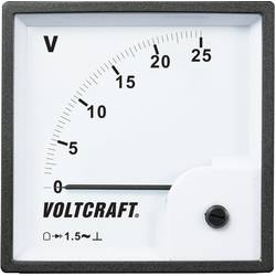 Analog panelmätare VOLTCRAFT AM-96x96/25V