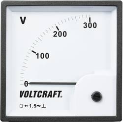 Analog panelmätare VOLTCRAFT AM-96x96/300V