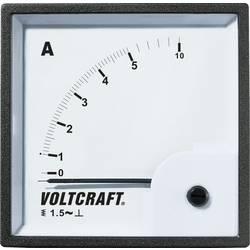 Analog panelmätare VOLTCRAFT AM-72X72/5A 5 A