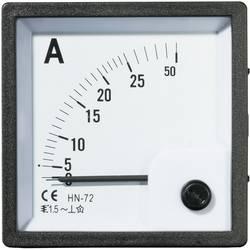 Analog panelmätare VOLTCRAFT AM-72X72/25A 25 A