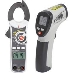 Infrardeči termometer VOLTCRAFT VC testni komplet 100 -30 do +260 °C kontaktno merjenje
