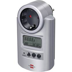 Merilnik stroškov energije z LCD-prikazovalnikom Brennenstuhl EM 231 E, 0-9.999,9 kWh 1506600
