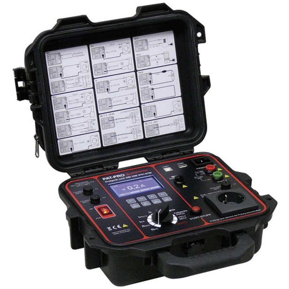 Testirna naprava Beha Amprobe GT-600 DIN-VDE 0701-0702 kalibracija narejena po ISO
