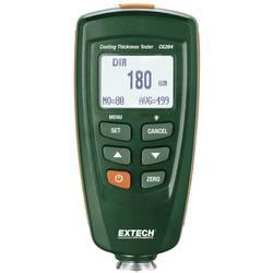 Extech CG204 merilnik debeline plasti, meritev debeline laka iz aluminija in železa, 0 - 1250 µm/0 - 49 mils