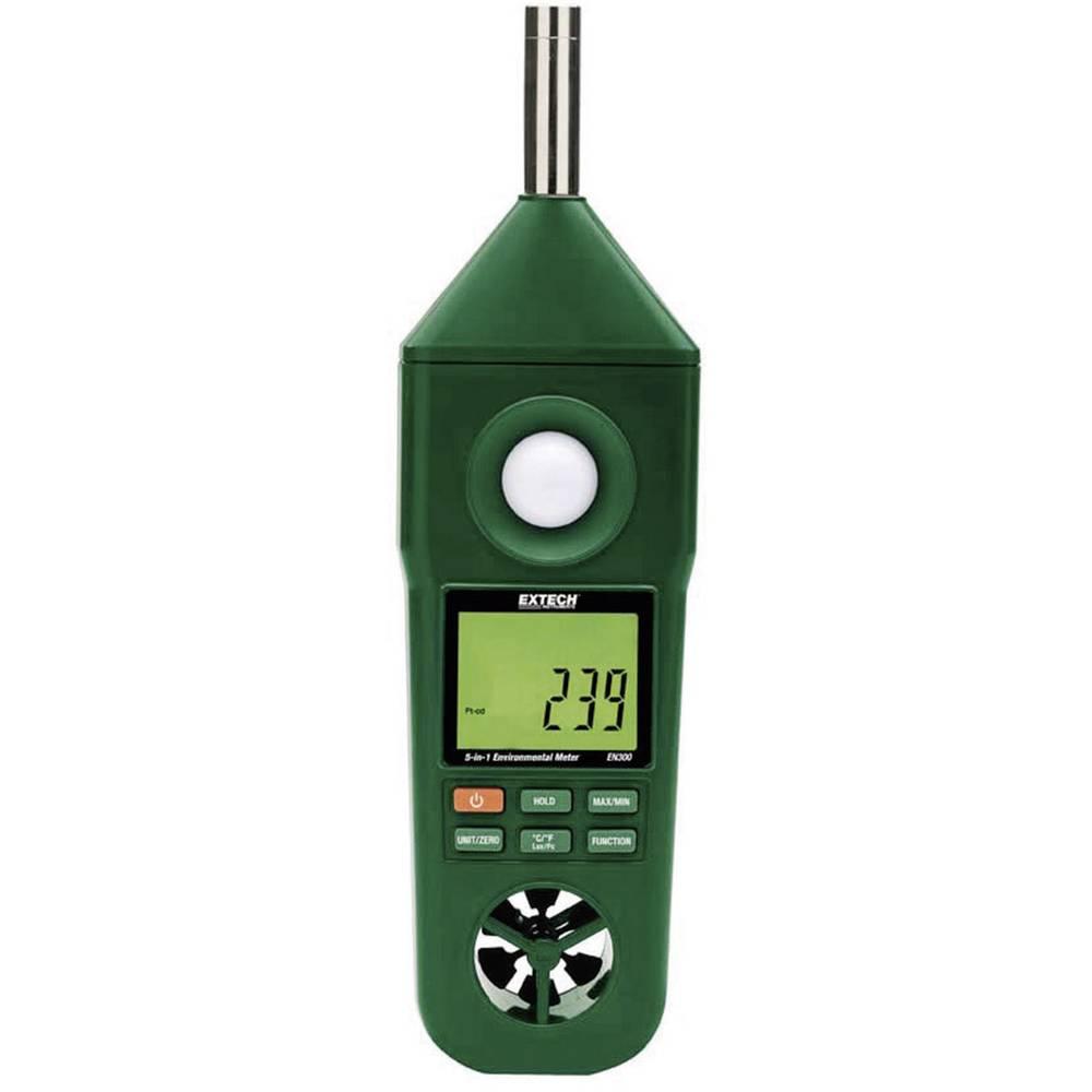 Merilnik temperature Extech EN300 +1 do +50 °C vrsta tipala: K kalibracija narejena po: delovnih standardih