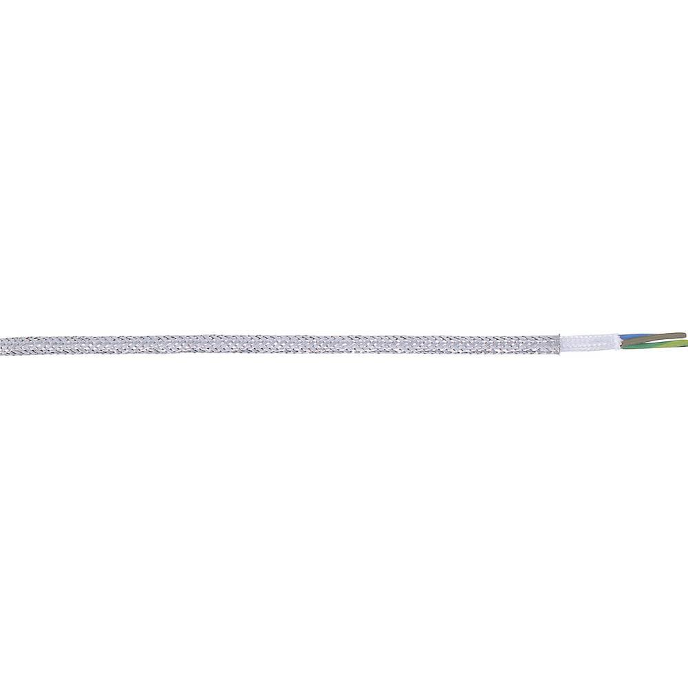 Visokotemperaturni vodnik ÖLFLEX® HEAT 260 GLS 2 x 1.5 mm črne barve LappKabel 0091120 100 m