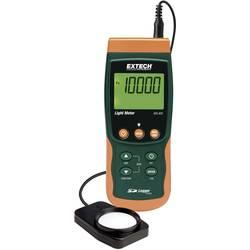 Extech SDL400 luksmeter z vgrajenim shranjevalnikom podatkov, merilnik osvetlitve/svetilnosti z opcijsko funkcijo merjenja tempe