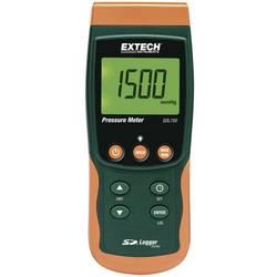 Merilnik tlaka za pline in tekočine Extech SDL700, shranjevalnik podatkov, 2 mbar - 20 bar