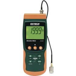 Extech SDL800 merilnik pospeška z vgrajenim zapisovalnikom podatkov, merilnik vibracij, ±5 %, merilnik pospeška 0.5 - 199