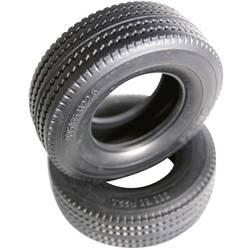 Tamiya 1:14 tovornjak pnevmatike 30 mm cestni profil 1 Par