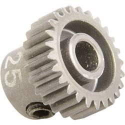nadomestni del Team C TC1225 64dp 25z aluminijasti verižnik