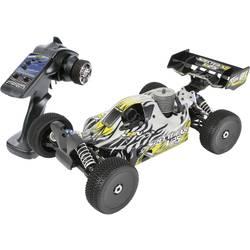 RC-modelbil Buggy 1:8 Carson Modellsport X8NB Specter V25 4.1 cm³ Nitro 4WD RtR 2,4 GHz