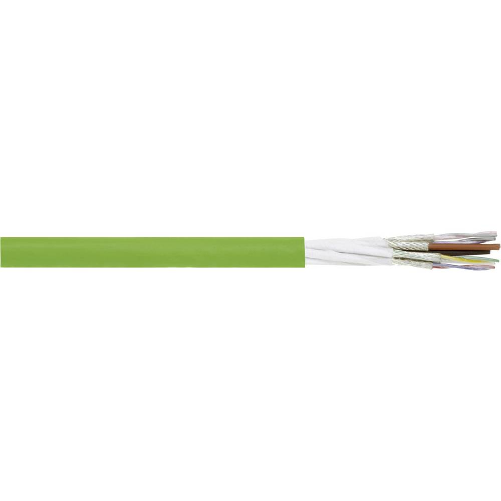 Signalni kabel 5 x 0.5 mm + 4 x 0.18 mm zelene barve LappKabel 70388730 50 m