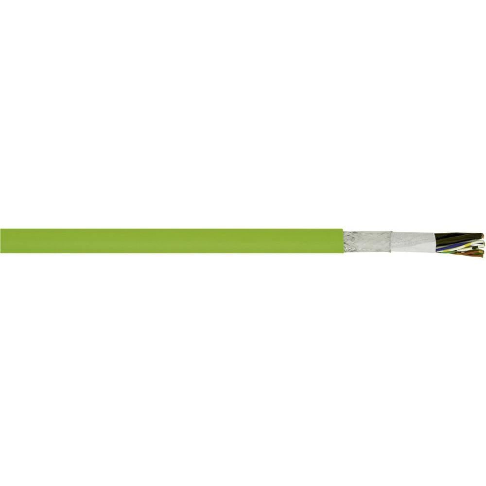 Signalni kabel Siemens-Standard 6FX 8PLUS 6 x 0.14 mm + 4 x 0.14 mm zelene barve LappKabel 00277131 100 m
