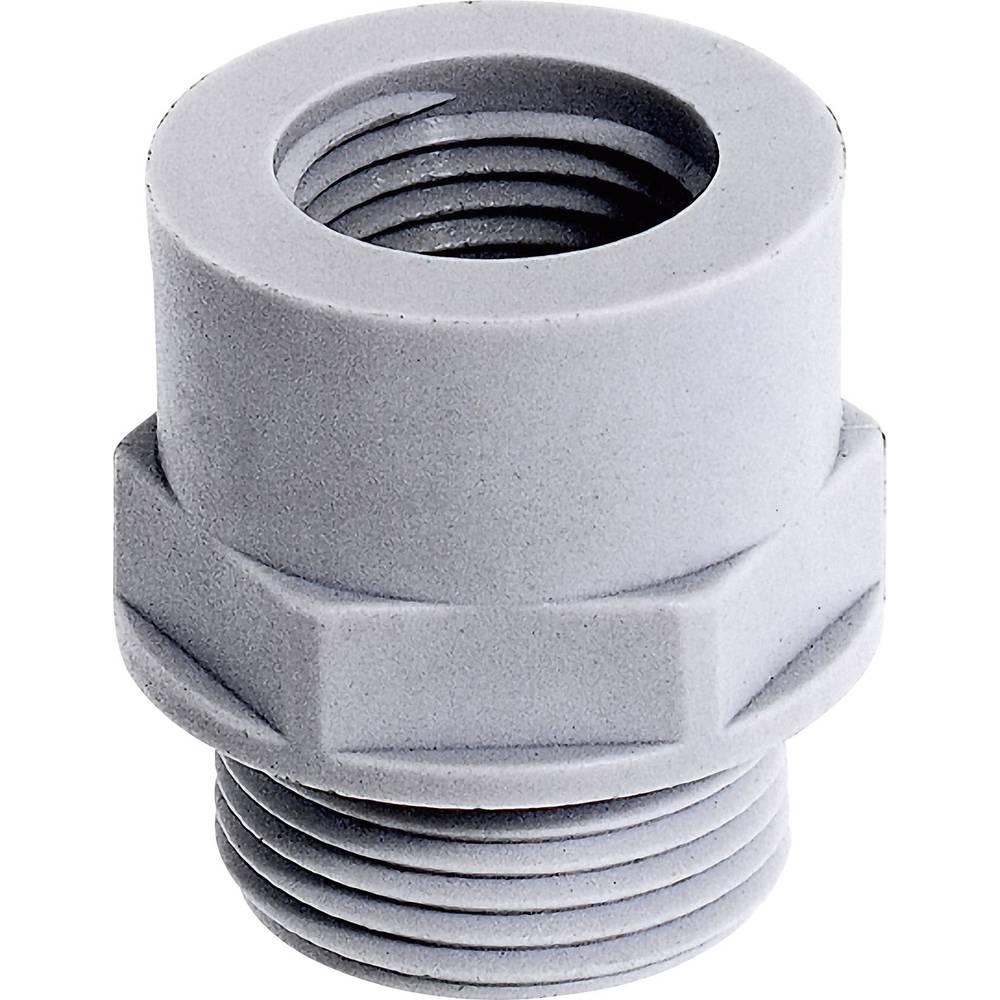 Kabelforskruning adapter LappKabel 52100332 M25 Polyamid Lysegrå (RAL 7035) 25 stk