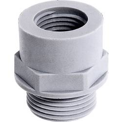 Adapter za kabelsko uvodnico PG11 M16, poliamid svetlo sive barve (RAL 7035) LappKabel SKINDICHT A-PG/M 11/16X1,5 25 kos