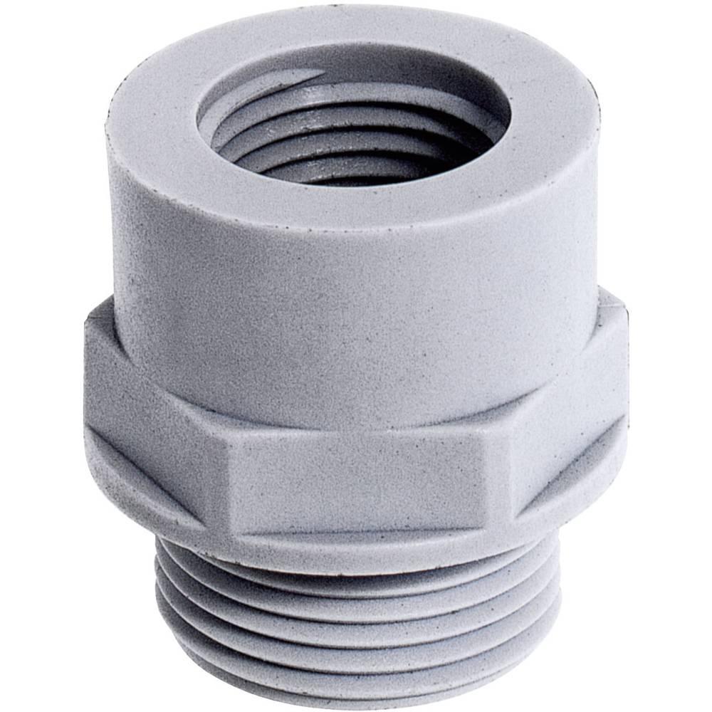 Kabelforskruning udvidelse LappKabel 52025200 PG9 Polyamid Lysegrå (RAL 7035) 50 stk