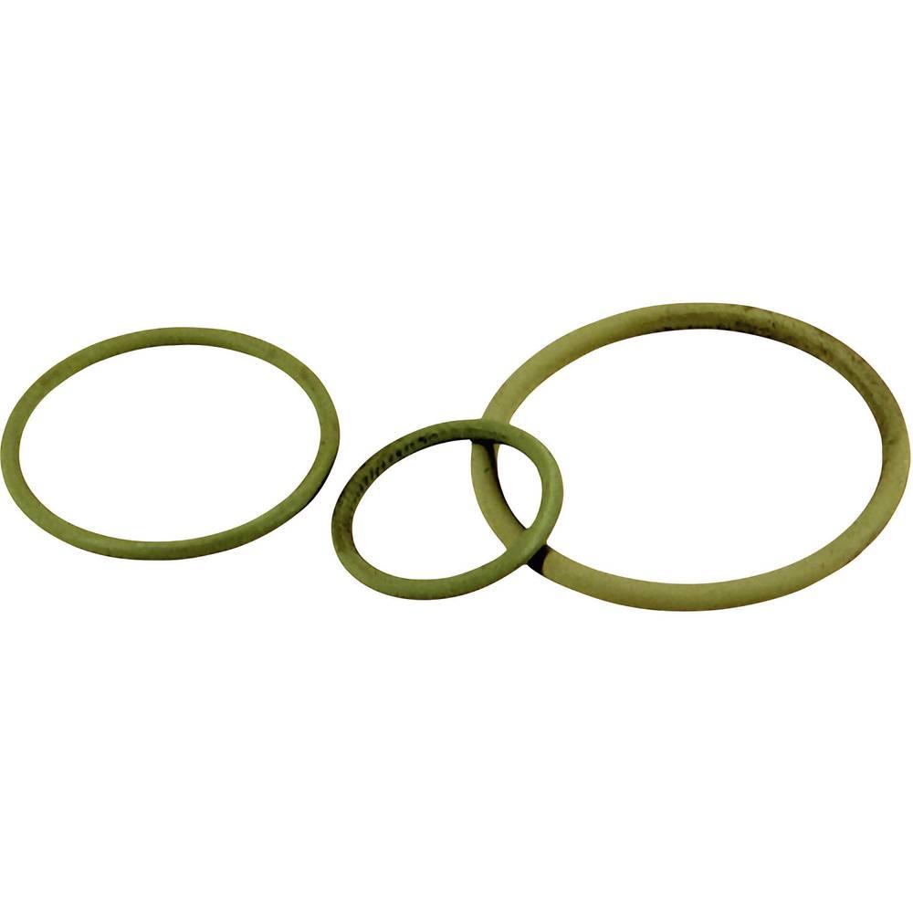 Tesnilni obroč M20 nitril butadien-kavčuk zelene barve LappKabel SKINDICHT O-RING M20/17X1,5 VITON 100 kos