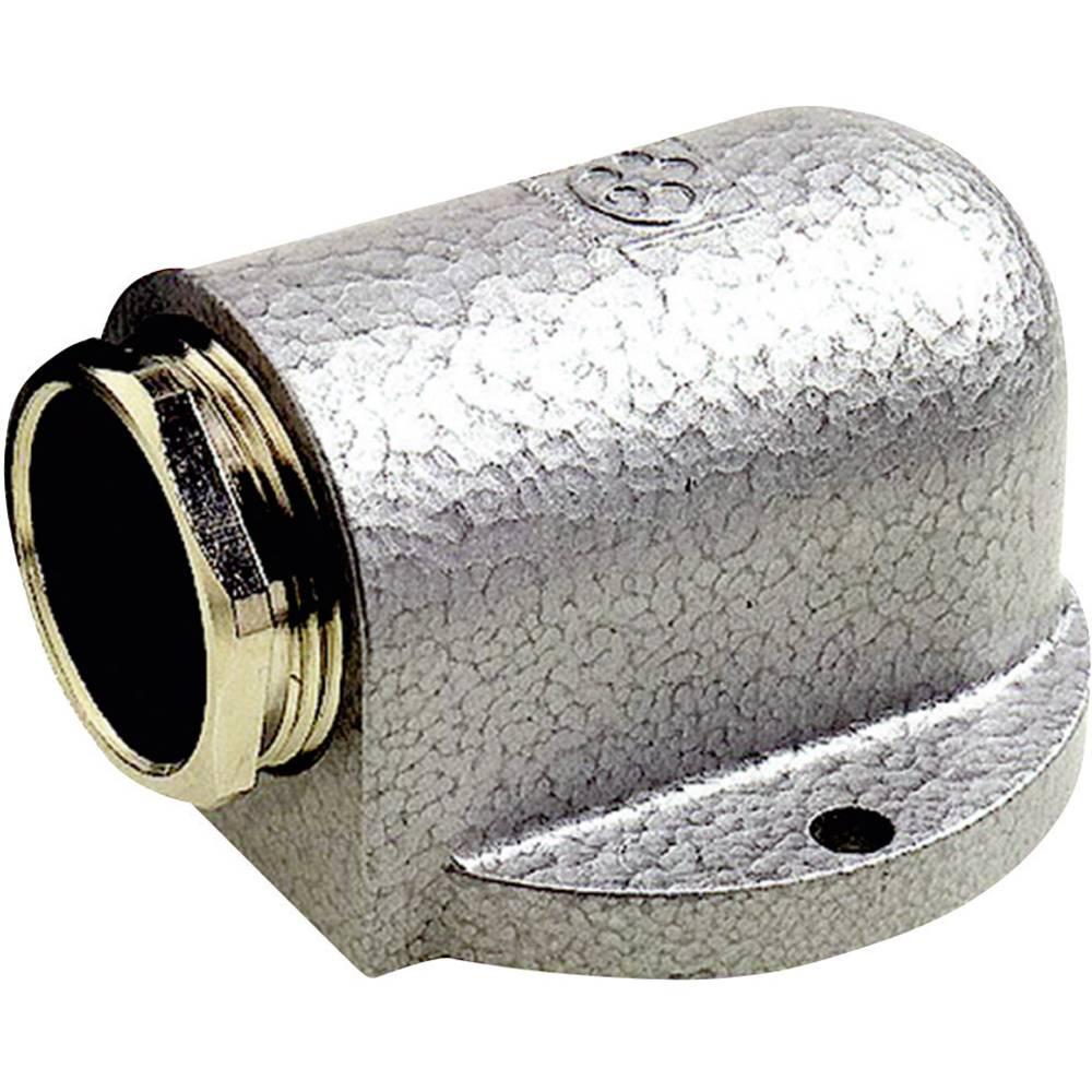 Vinkelforskruning LappKabel SKINDICHT® SE-M 25X1,5 M25 Trykstøbt Natur 5 stk