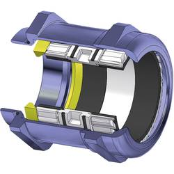 Kabelforskruning LappKabel SKINTOP® MS-M110X2 M110 Messing Messing 1 stk