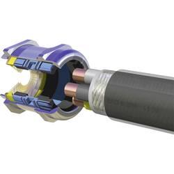 Kabelforskruning LappKabel SKINTOP® MS-M BRUSH 110X2 M63 Messing Messing 1 stk