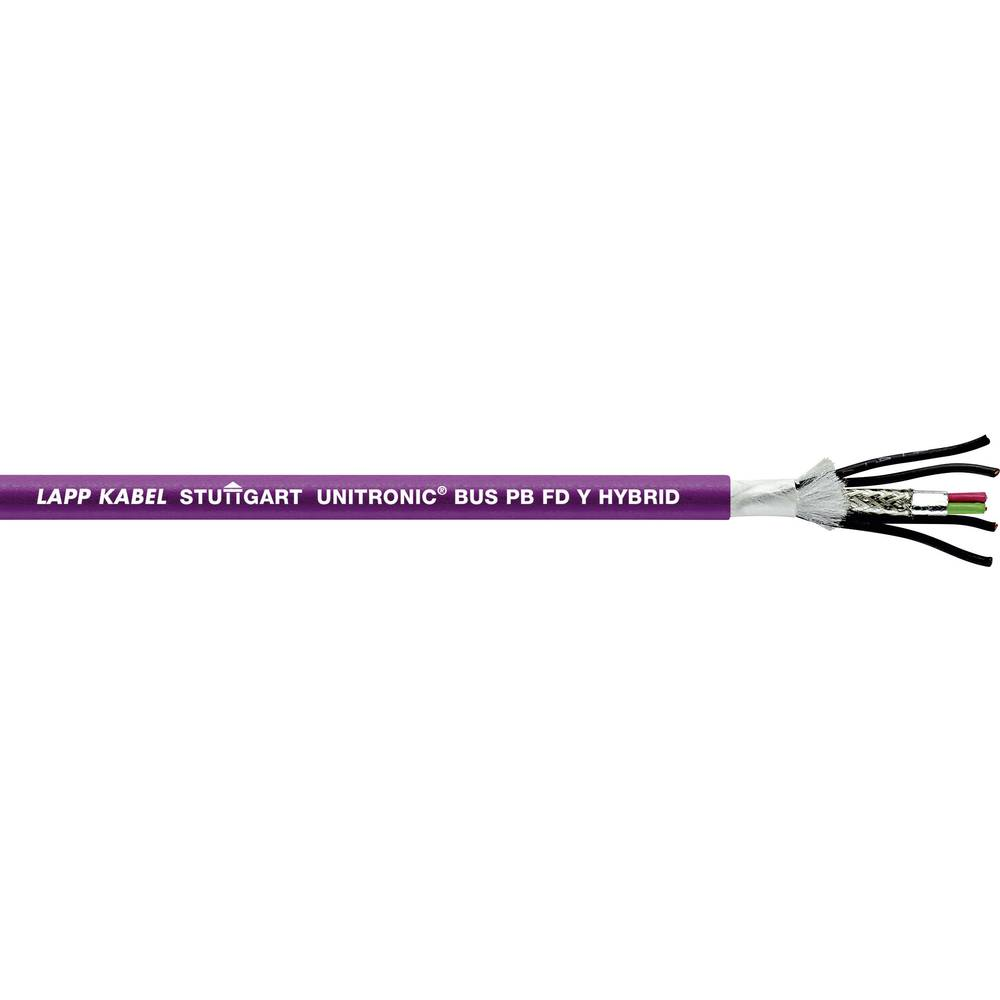 Bus vodnik UNITRONIC® BUS 1 x 2 x 0.32 mm + 4 x 1.5 mm vijolične barve LappKabel 2170875 100 m