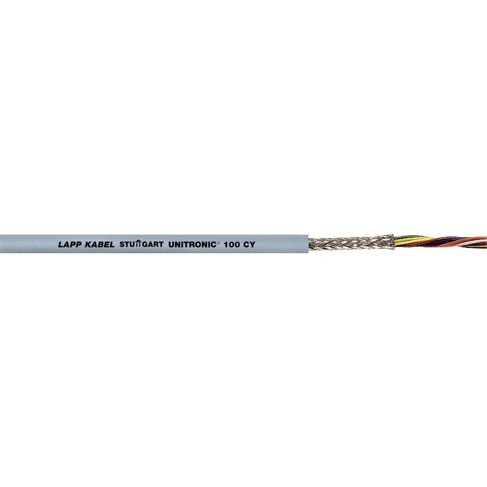 Datakabel LappKabel UNITRONIC® 100 CY 3 x 0.25 mm² 0031031 Grå 500 m