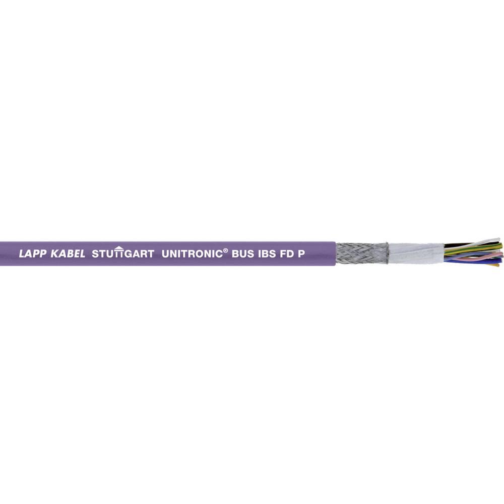 Bus vodnik UNITRONIC® BUS 3 x 2 x 0.25 mm vijolične barve LappKabel 2170216 300 m