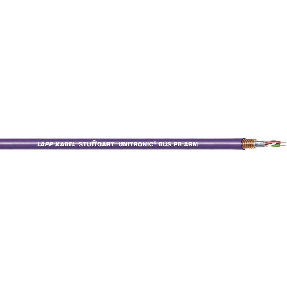Busledning LappKabel UNITRONIC® BUS 2170247 1 x 2 x 0.33 mm² Violet 100 m