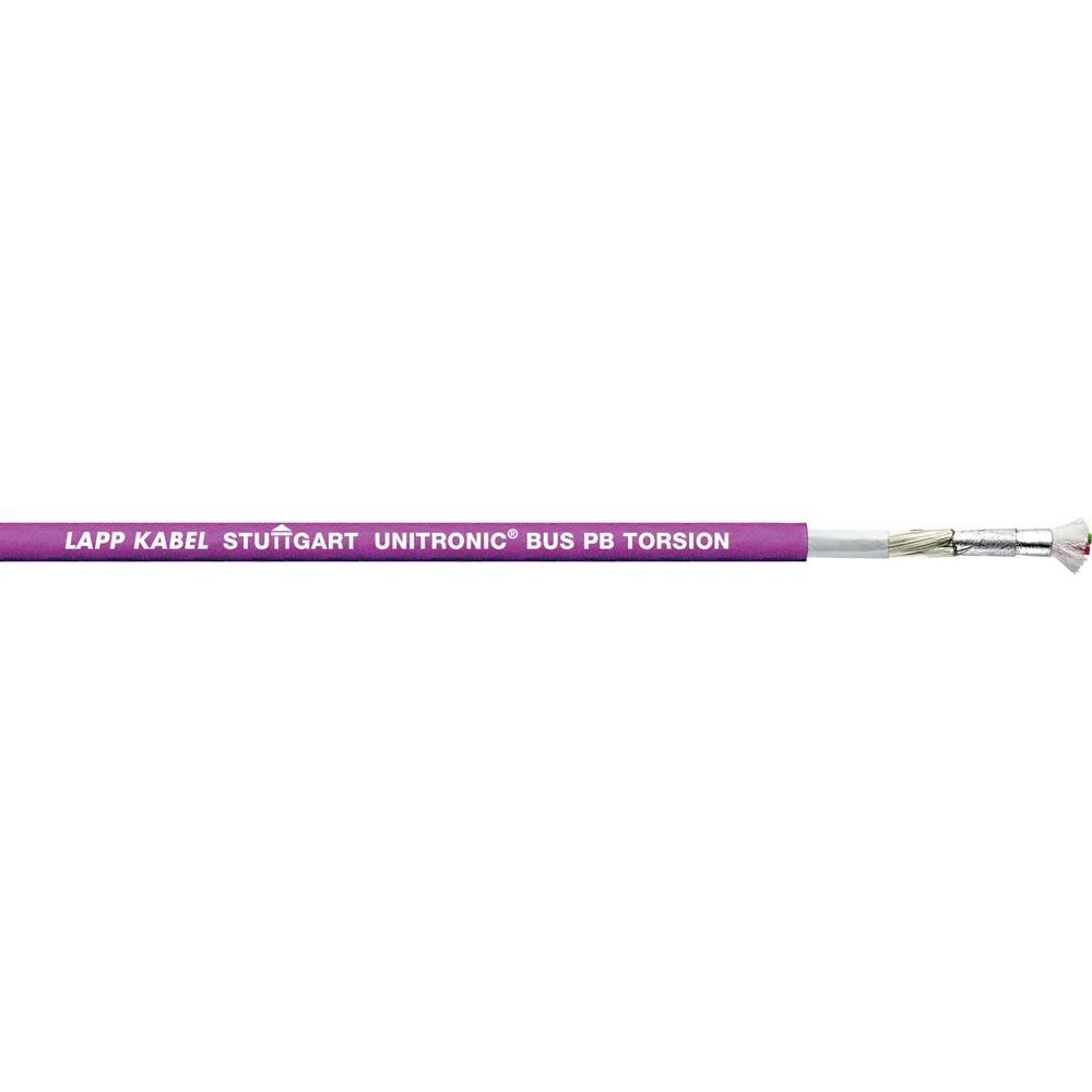 Bus vodnik UNITRONIC® BUS 1 x 2 x 0.5 mm vijolične barve LappKabel 2170332 300 m