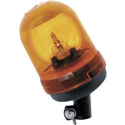 Vrtljiva luč AJ.BA GF.45 ASTRAL-signalna luč z nosilcem, okrogla, 12V, 24V, oranžna