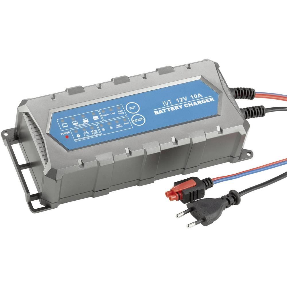 IVT avtomatski polnilec 12 V,ik-Ladegerät 12 V 10 A PL-C010 911008