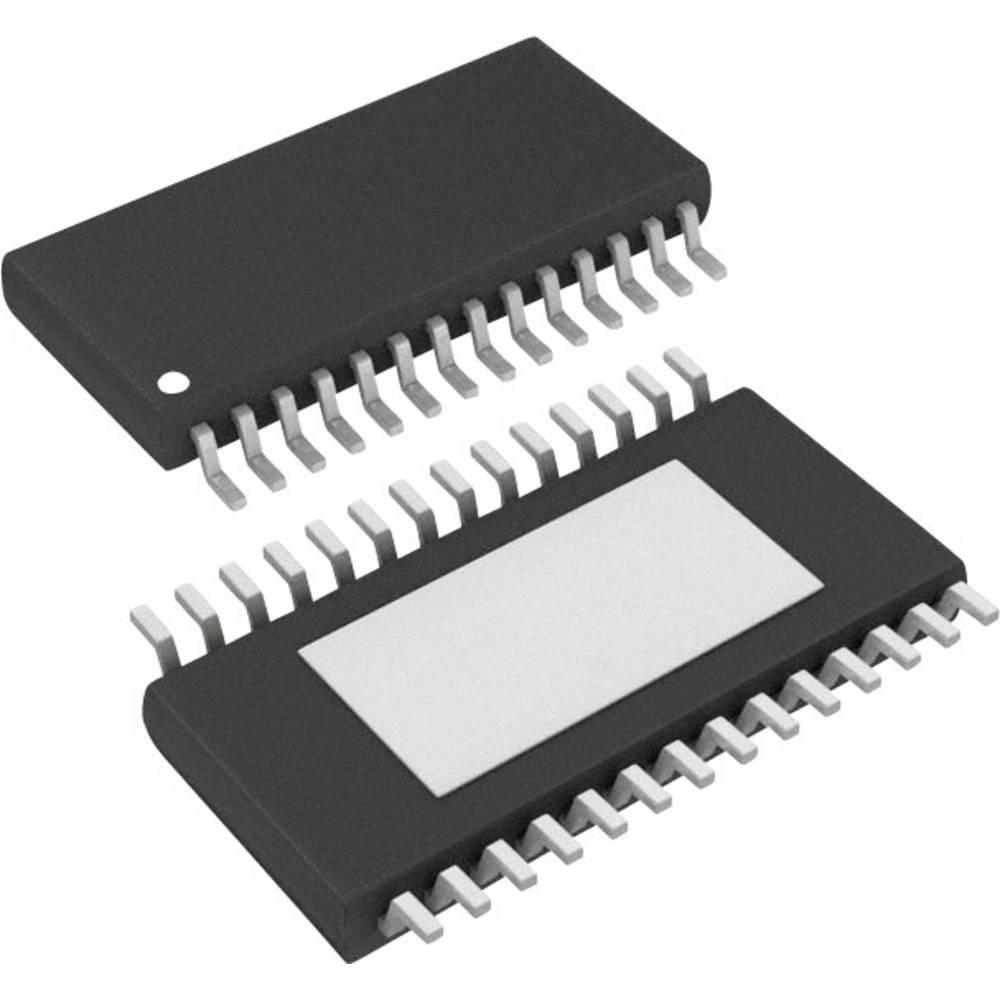 Vmesnik-IC - serializator Texas Instruments SN65HVS882PWP serijski HTSSOP-28