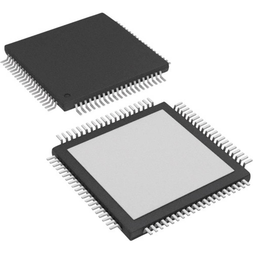 Vmesnik-IC - sprejemnik-oddajnik Texas Instruments TSB41AB3IPFPEP IEEE 1394 6/6 HTQFP-80