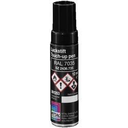 Temeljni premaz/barva s čopičem, svetlo sive barve (RAL 7035) Rittal SZ 2436.735 12 ml