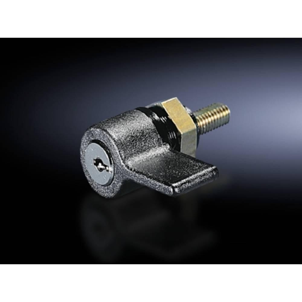 Håndtag Rittal SZ 2485.000 med sikkerhedscylinder-indsats Grafit 1 stk