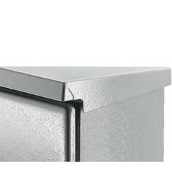 Pokrov za dež (D x Š) 380 mm x 210 mm jeklena pločevina, svetlo sive barve (RAL 7035) Rittal SZ 2501.500 1 kos