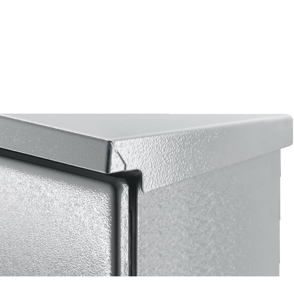 Pokrov za dež (D x Š) 600 mm x 350 mm jeklena pločevina, svetlo sive barve (RAL 7035) Rittal SZ 2511.500 1 kos