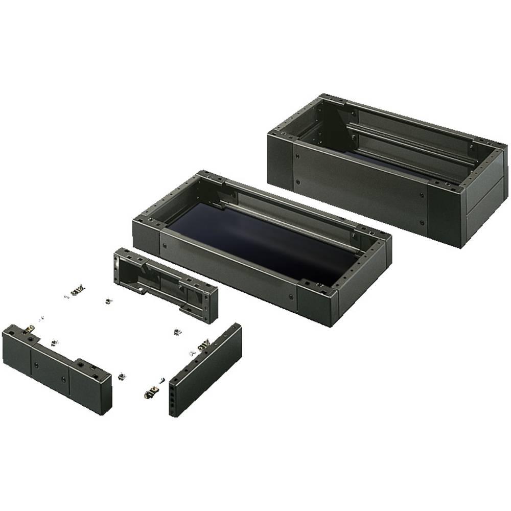 Sokkelelement Rittal AE 2801.200 (L x B) 279 mm x 100 mm Stålplade Umbragrå 1 stk